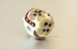 Perle aus Muranoglas (verkauft)