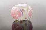 """""""sweet-flower"""" Glasperle aus Muranoglas 20mm Durchmesser"""